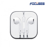 Focuses Premium Earphones for iPhone 6s/6/6plus,iPhone SE/5s/5c/5, iPad /iPod and More - White