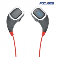 Focuses Sport Bluetooth Wireless Headset with mic for Sports,Gym,Running and more