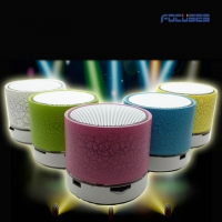 Focuses LED Portable Wireless Bluetooth Speaker