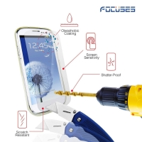 Focuses 9H Clear Tempered Glass Screen Protector for Galaxy S3