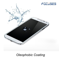 Focuses 9H Clear Tempered Glass Screen Protector for Galaxy S4
