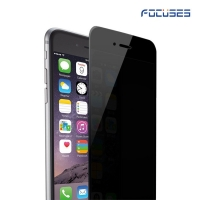 Focuses Premium 9H 2.5D 180 Degree Privacy Anti-Spy Anti-Glare Tempered Glass Screen Protector for iPhone6 6s