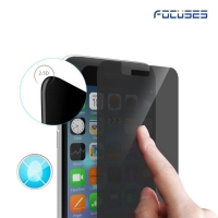 Focuses Premium 9H 360 Degree Privacy Anti-Spy Anti-Glare Tempered Glass Screen Protector for iPhone 6plus