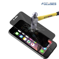 Focuses Premium 9H 360 Degree Privacy Anti-Spy Anti-Glare Tempered Glass Screen Protector for iPhone6 6s
