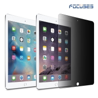 Focuses Premium 9H 2.5D 180 Degree Privacy Anti-Spy Anti-Glare Tempered Glass Screen Protector for iPad 9.7