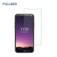 Focuses 9H 2.5D Clear Tempered Glass Screen Protector for iPhone 8